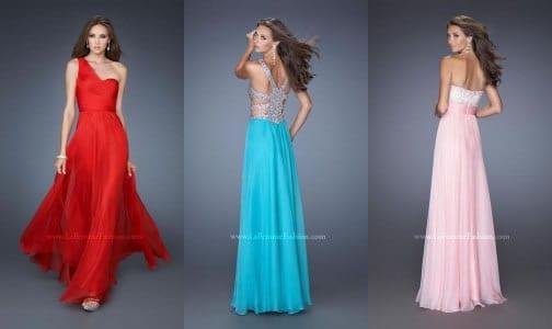 La Femme Abendkleider – bei uns nur ORIGINALE!