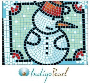 Indigo Pearl wünscht Frohe Weihnachten!