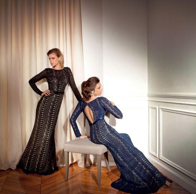 Es wird glamourös – Indigo Pearl stellt die neue Gribha Kollektion 2015 vor